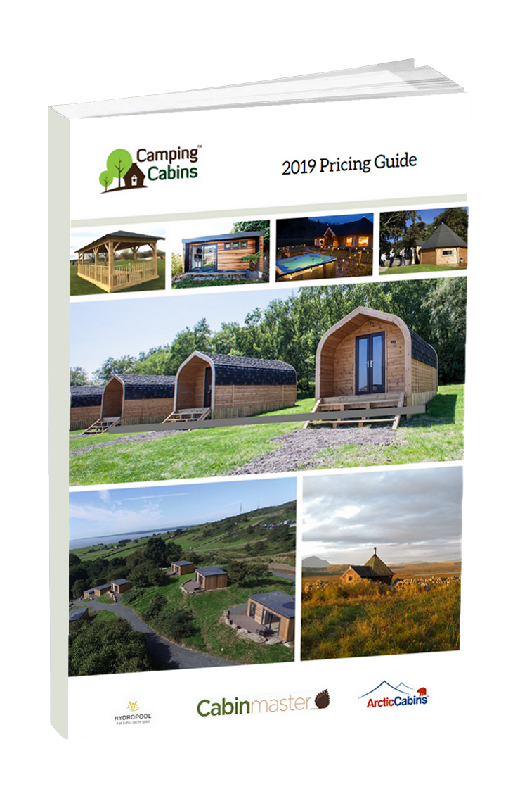 Camping Cabins Pricing Guide Mock up2