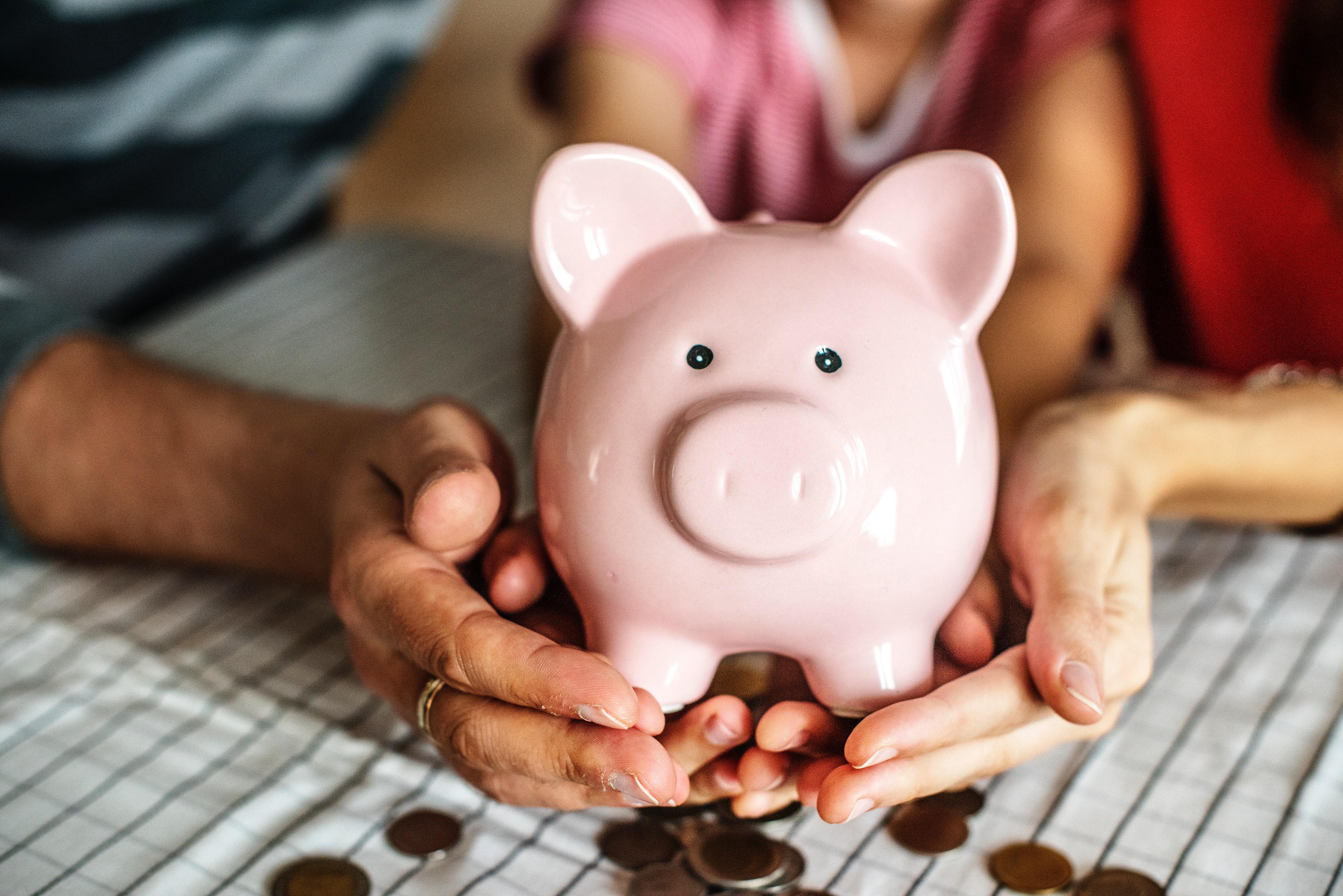 Piggu Bank royalty free image