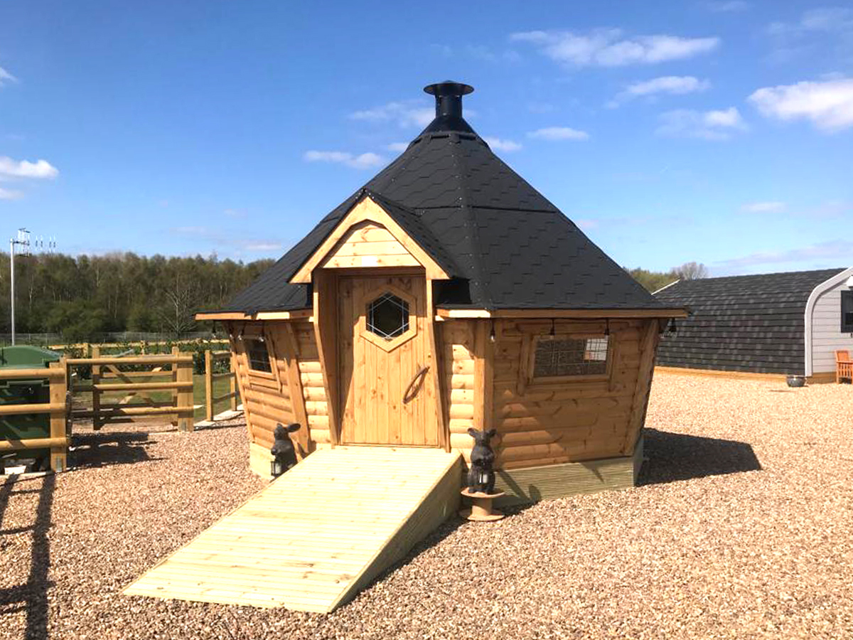 14m At Meadow View Glamping